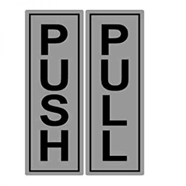 Push Pull Sign